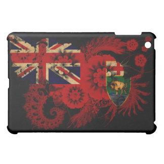 Manitoba Flag Cover For The iPad Mini