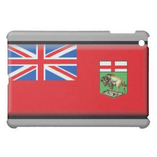 Manitoba Flag  iPad Mini Covers