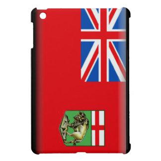 Manitoba Flag iPad Mini Cases