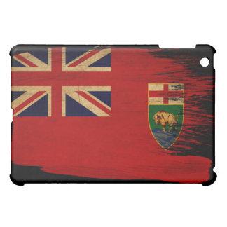 Manitoba Flag iPad Mini Cover