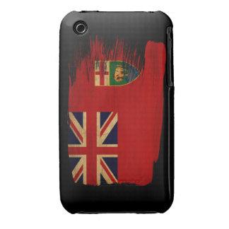 Manitoba Flag iPhone 3 Case-Mate Case