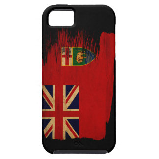 Manitoba Flag iPhone SE/5/5s Case