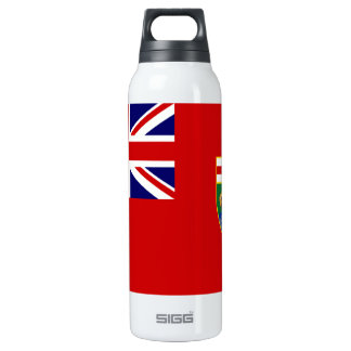 Manitoba Flag SIGG Thermo 0.5L Insulated Bottle