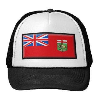 Manitoba Flag Trucker Hat