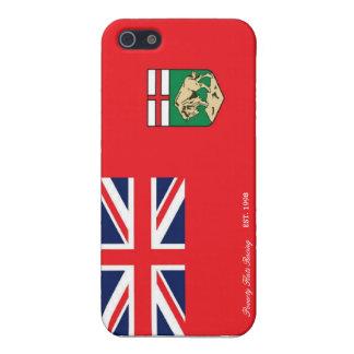 Manitoba iPhone case