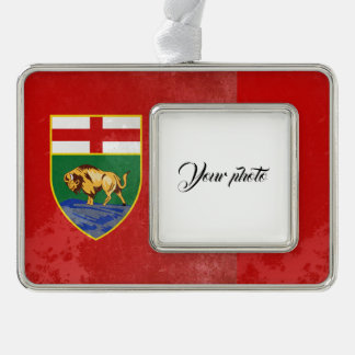 Manitoba Ornament
