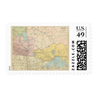 Manitoba Postage