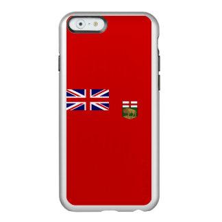 Manitoba Silver iPhone Case