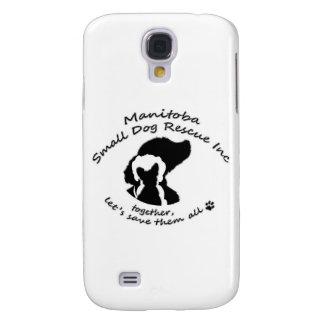 Manitoba Small Dog rescue Galaxy S4 Cover