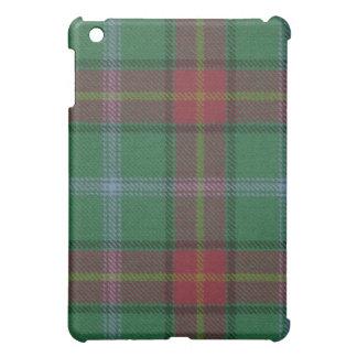 Manitoba Tartan iPad Case
