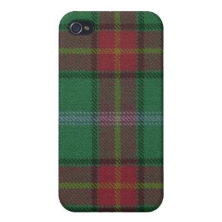 Manitoba Tartan iPhone 4 Case