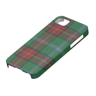 Manitoba Tartan iPhone 5 BARELY THERE Case iPhone 5 Covers