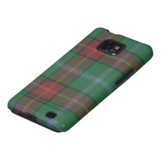 Manitoba Tartan SAMSUNG GALAXY S BARELY THERE™ Cas Samsung Galaxy S Cases