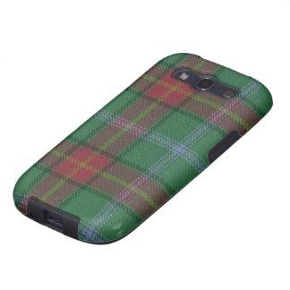 Manitoba Tartan SAMSUNG GALAXY S BARELY THERE™ Cas Samsung Galaxy S3 Case