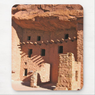 Manitou Cliff Dwellings Mouse Pad