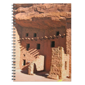Manitou Cliff Dwellings Notebook