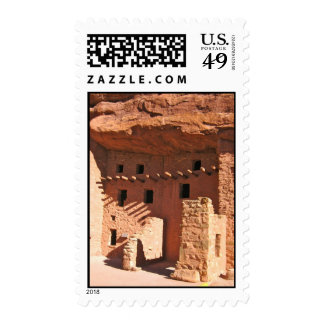 Manitou Cliff Dwellings Stamp