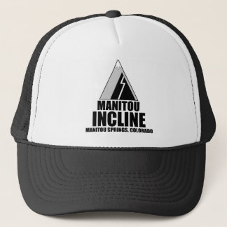 Manitou Incline Manitou Springs Colorado Trucker Hat