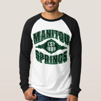 Manitou Springs 1888 Money Shot T-Shirt