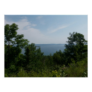 Manitoulin Island Lookout Poster