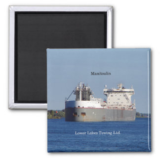 Manitoulin LLC magnet