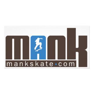 Mank Skate Photo Card Template