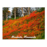 Mankato, Minnesota Tarjeta Postal