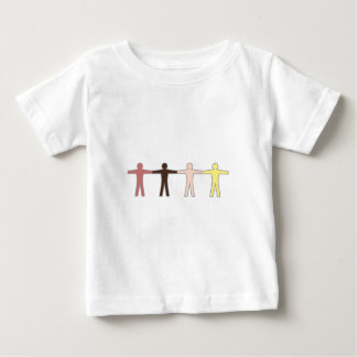 Mankind humans one child humans baby T-Shirt