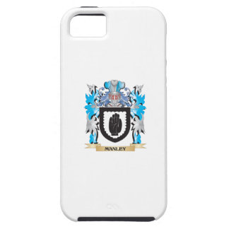 Manley Coat of Arms - Family Crest Cover For iPhone 5/5S