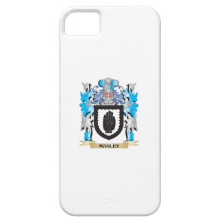 Manley Coat of Arms - Family Crest iPhone 5 Cover