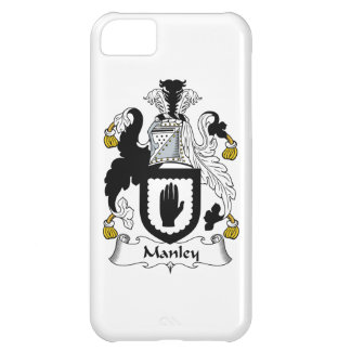 Manley Family Crest Cover For iPhone 5C
