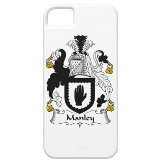 Manley Family Crest iPhone 5 Cover