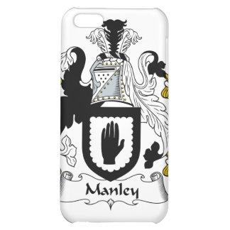 Manley Family Crest iPhone 5C Covers