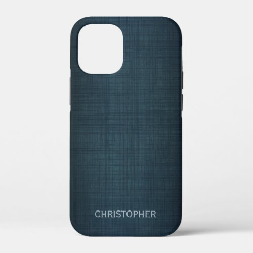 Manly Executive Design with Name for Men Phone Case
