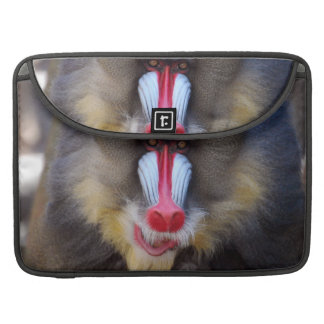 Manly Mandrill Sleeves For MacBook Pro