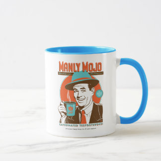 Manly Mojo Coffee Mug