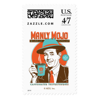 Manly Mojo Coffee Postage