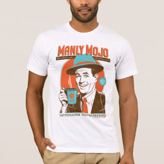 Manly Mojo Coffee T-Shirt