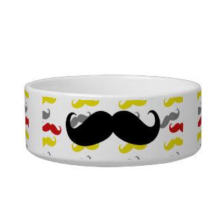 Manly Mustache Hair Colors Bowl