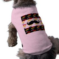 Manly Mustache Hair Colors Shirt