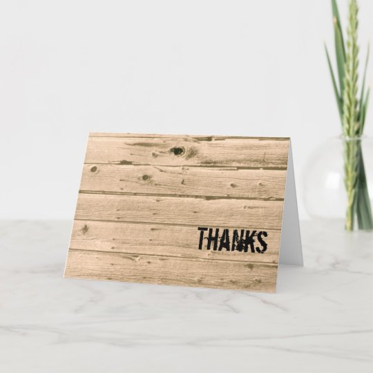 Manly Thank You Notes Zazzle Com