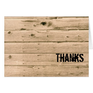 Manly Thank You Notes