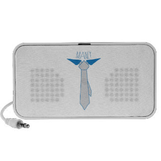 Manly Tie Mp3 Speaker