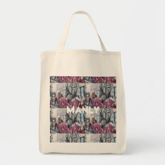 Manly Tote