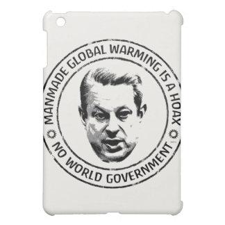 Manmade Global Warming Hoax iPad Mini Cover