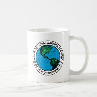 Manmade Global Warming Is A Hoax Coffee Mug