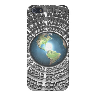 Manmade Global Warming Is A Hoax iPhone 5 Covers