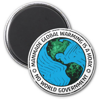 Manmade Global Warming Is A Hoax Magnet