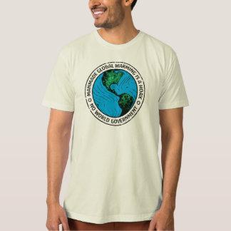 Manmade Global Warming Is A Hoax T-Shirt