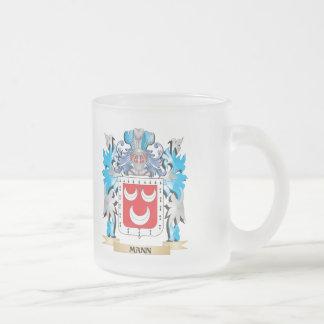Mann Coat of Arms - Family Crest Coffee Mug